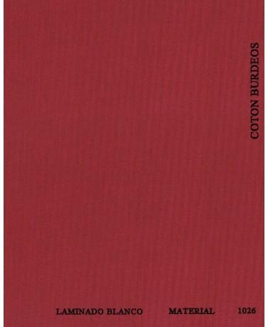 Coton Burdeos 147/753