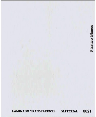 PLASTICO BLANCO 91