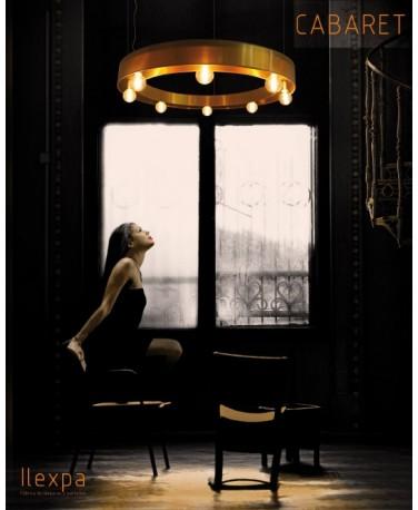 Lámpara Cabaret