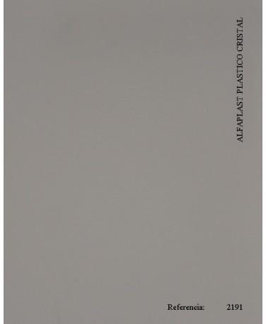 ALFAPLAST PLASTICO CRISTAL 2 CARAS 500