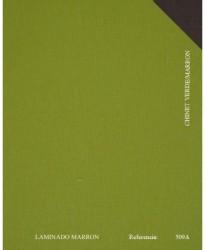 CHINET VERDE PISTACHO / MARRON