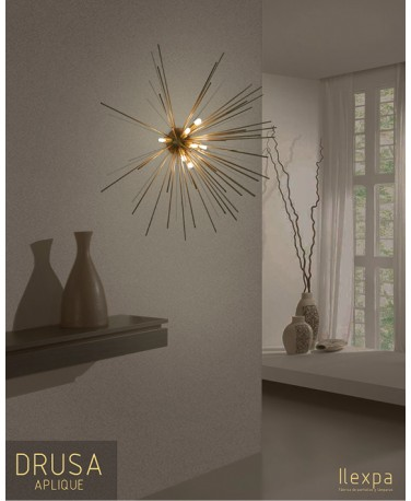 Lámpara Drusa