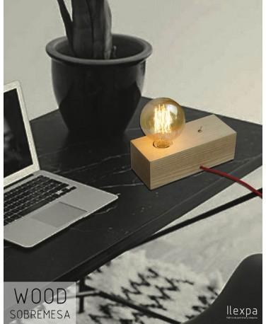 Catálogo Lámpara Wood