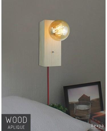 Aplique Wood