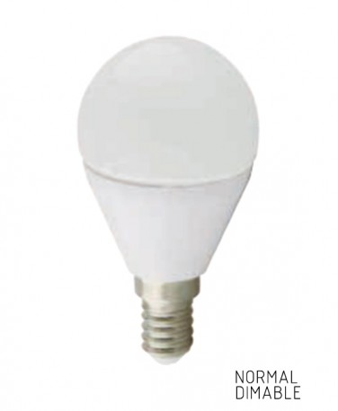 ESFÉRICA LED DIMABLE E14