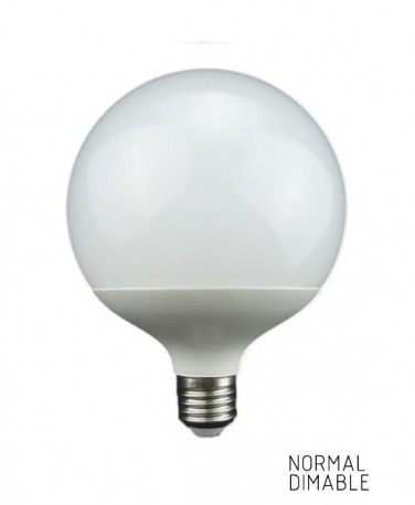 GLOBO LED DIMABLE E27