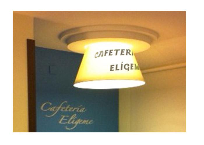 Cafetería Elígeme