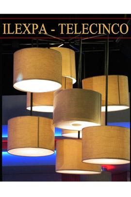 Iluminación de programa Tele 5
