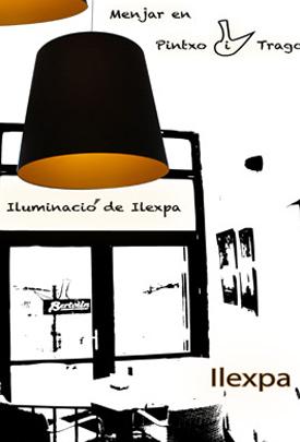 Iluminación restaurante Pintxo i Trago Valencia