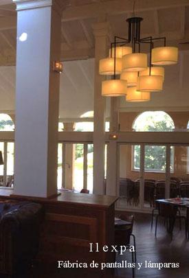 Iluminación Salón de Hotel
