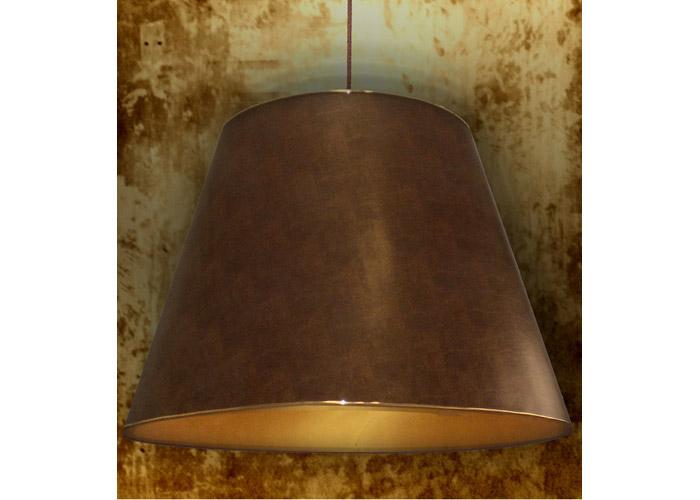 Lámpara Caimán oro