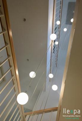 Proyecto Iluminación Granada