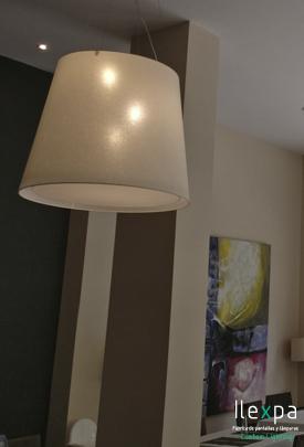 Proyecto Iluminación Apartamentos Picasso