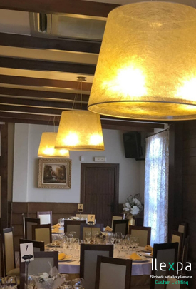 Proyecto Iluminación Asador R que R Almería