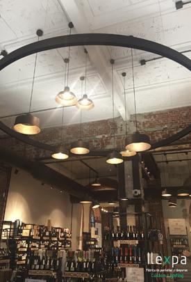 Proyecto Iluminación de Bodega