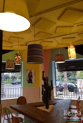 Proyecto Iluminación The Fitzgerald Valencia