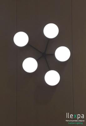 Proyecto Iluminación Hotel en Zaragoza