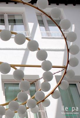 Proyecto Iluminación Altares 3 pisos