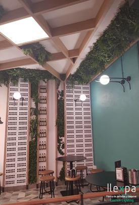 Proyecto Iluminación Mercado San Valero - Valencia