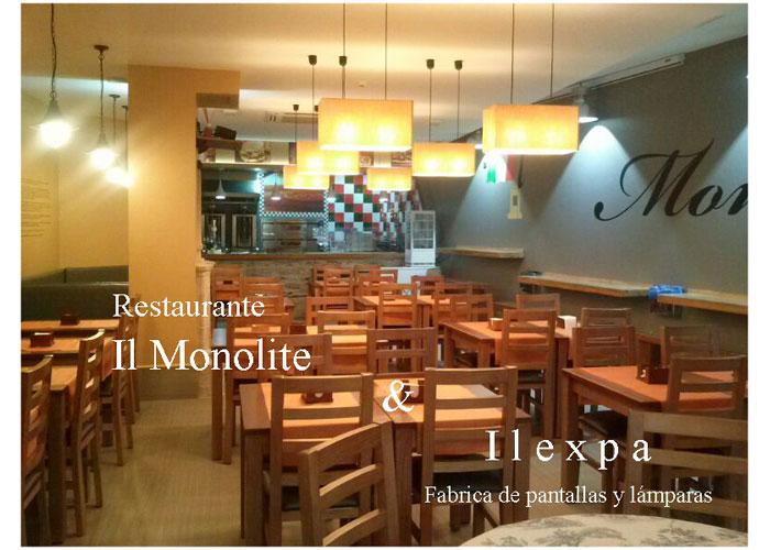 Restaurante Il Monolite