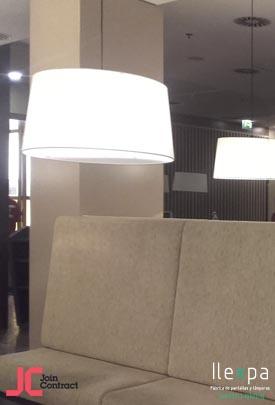 Proyecto Iluminación de Hotel