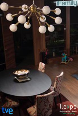 Proyecto Contract Iluminación Serie TVE IFamily