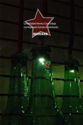 Proyecto de iluminación Heineken