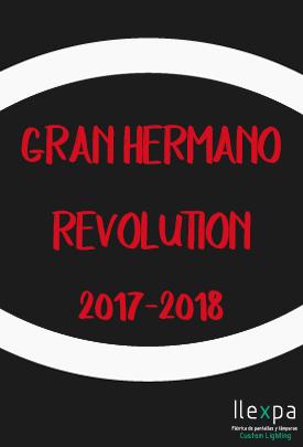 Proyecto Gran Hermano Revolution