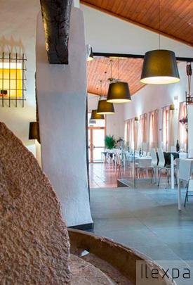 Proyecto restaurante La Masía-Gormaig