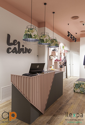 Proyecto Le Cabine