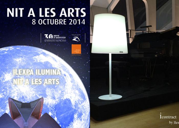 Nits de les Arts 2014
