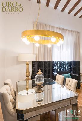 Proyecto Iluminación Suites Oro del Darro