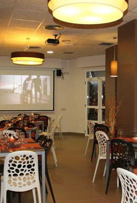 Proyecto Iluminación restaurante Tothom