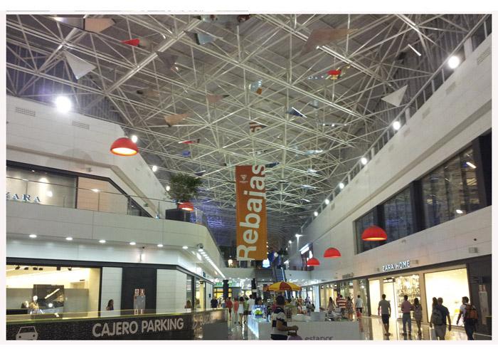 Proyecto centro comercial Serrallo plaza